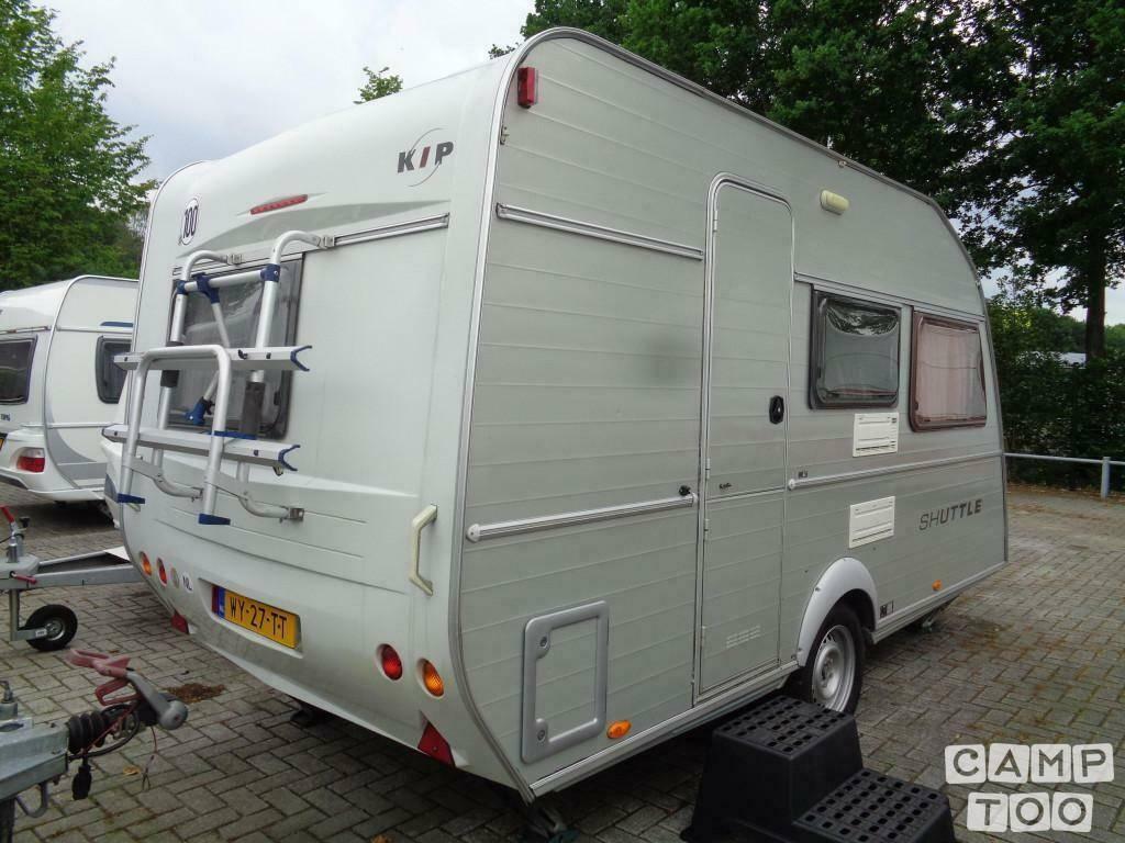 Kip Caravans caravan uit 2000: foto 1/7