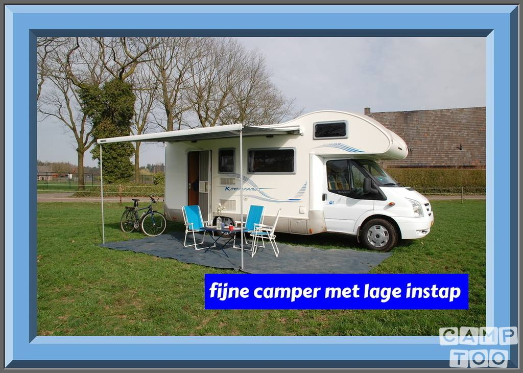 Rimor camper from 2010: photo 1/14