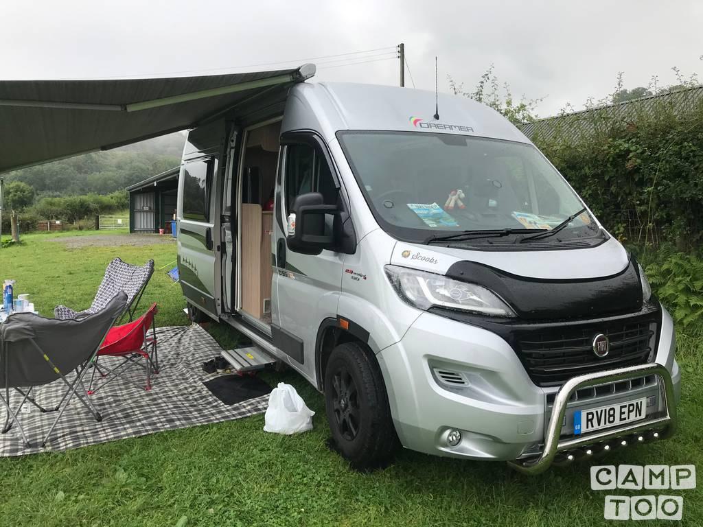 Fiat camper uit 2018: foto 1/15