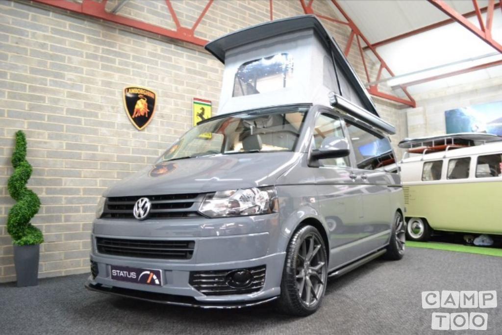 Volkswagen camper uit 2018: foto 1/30