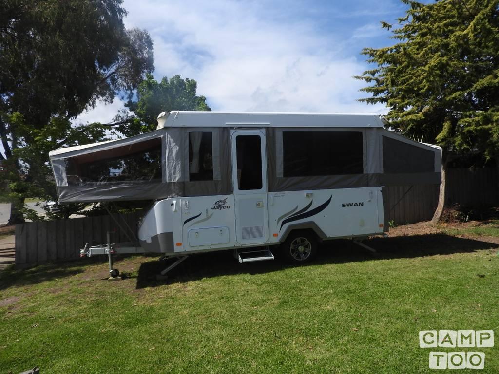 Jayco caravan from 2013: photo 1/5