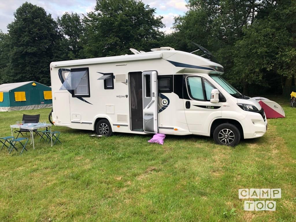 Fiat camper uit 2018: foto 1/55