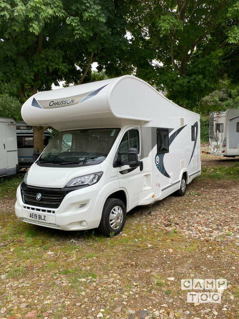 Chausson camper from 2019: photo 1/21