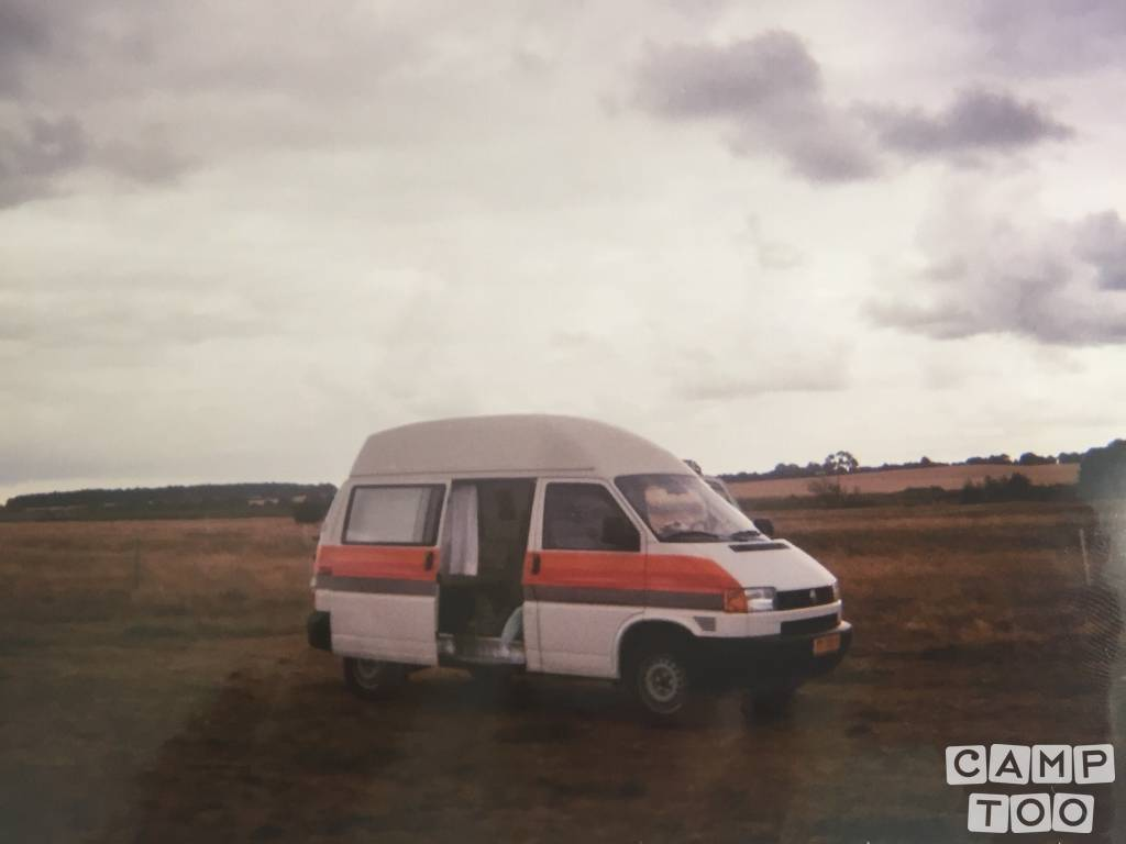 Volkswagen camper from 1998: photo 1/8