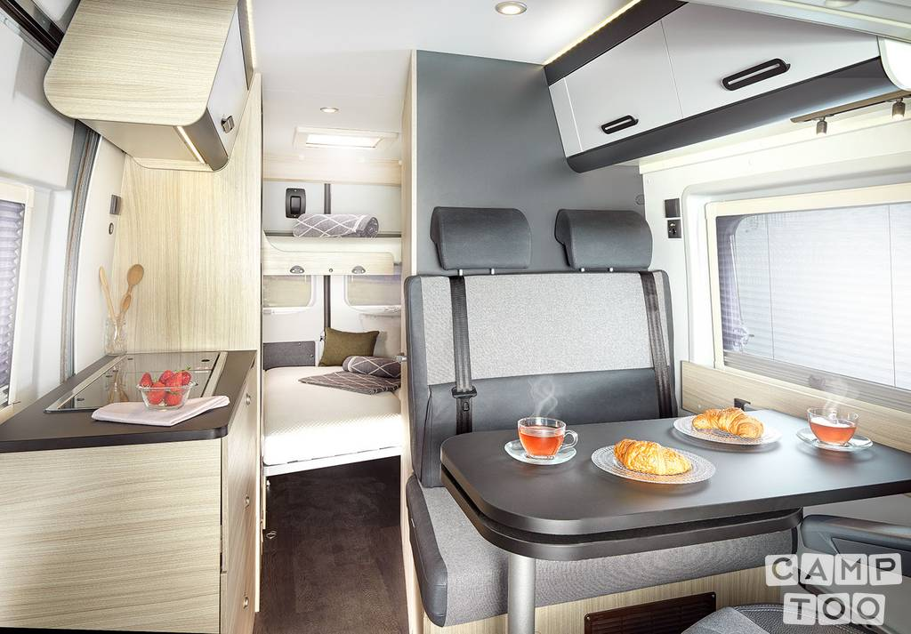 Sun Living camper from 2021: photo 1/12