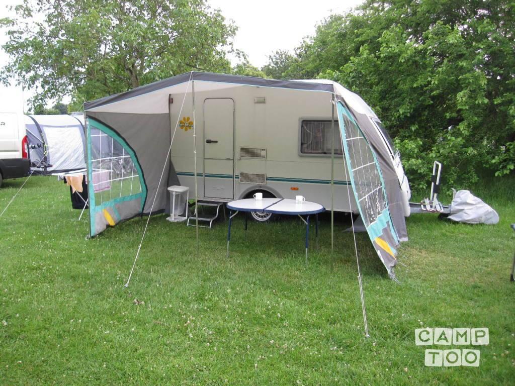 Eifelland caravan from 1999: photo 1/14