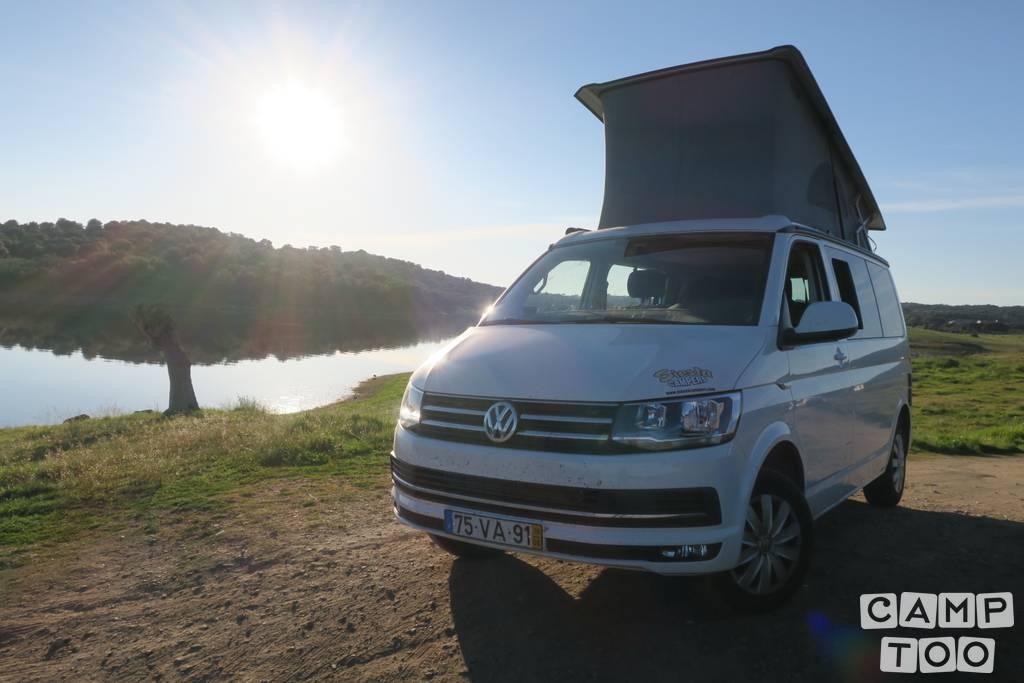 Volkswagen camper from 2019: photo 1/14
