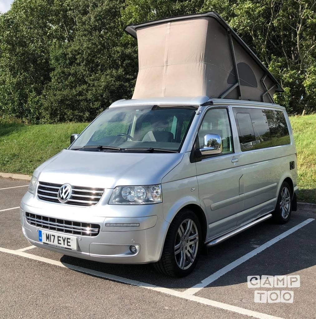 Volkswagen camper uit 2006: foto 1/11