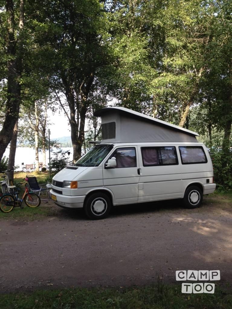Volkswagen camper uit 1992: foto 1/18