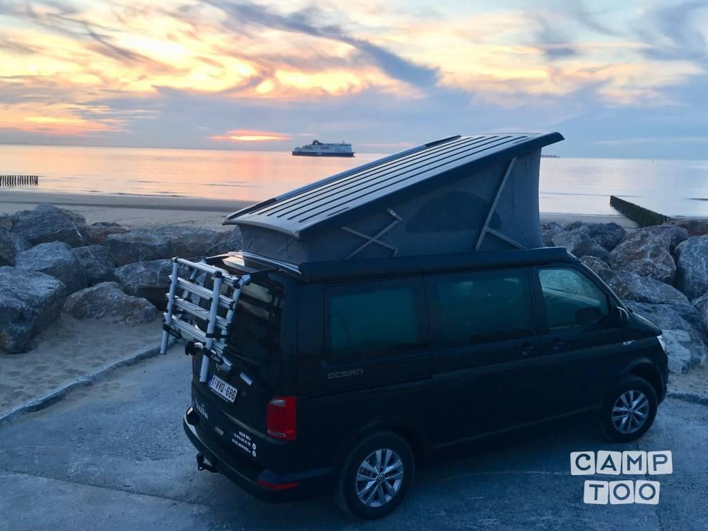 Volkswagen camper uit 2019: foto 1/16