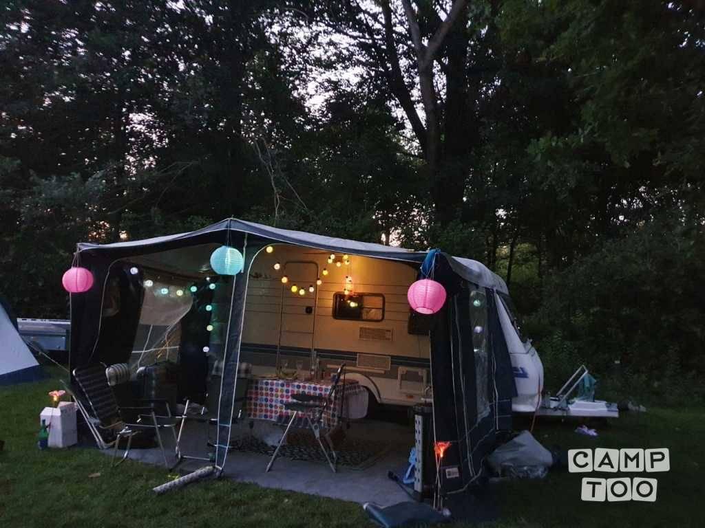 Hobby caravan from 2000: photo 1/14