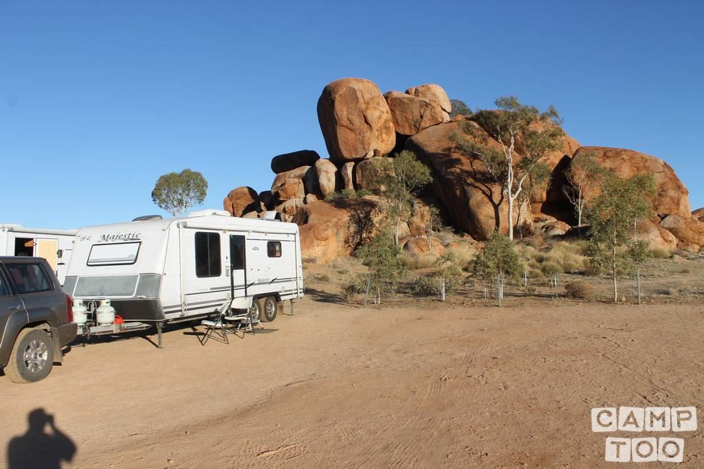 Majestic caravan uit 2009: foto 1/7
