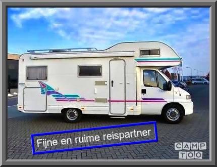 Fiat camper uit 2000: foto 1/14