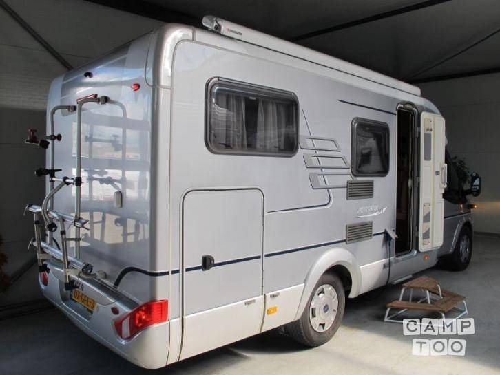 Hymer camper from 2008: photo 1/16