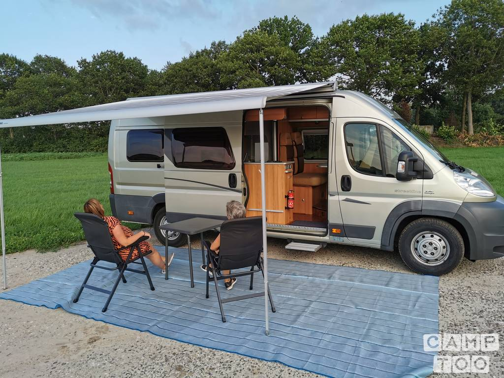 Hymer camper from 2013: photo 1/10