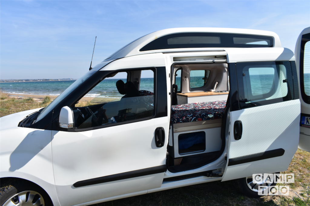 Fiat camper from 2011: photo 1/22