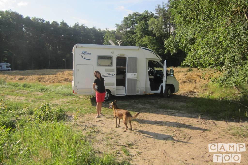 BLUCAMP camper from 2012: photo 1/34