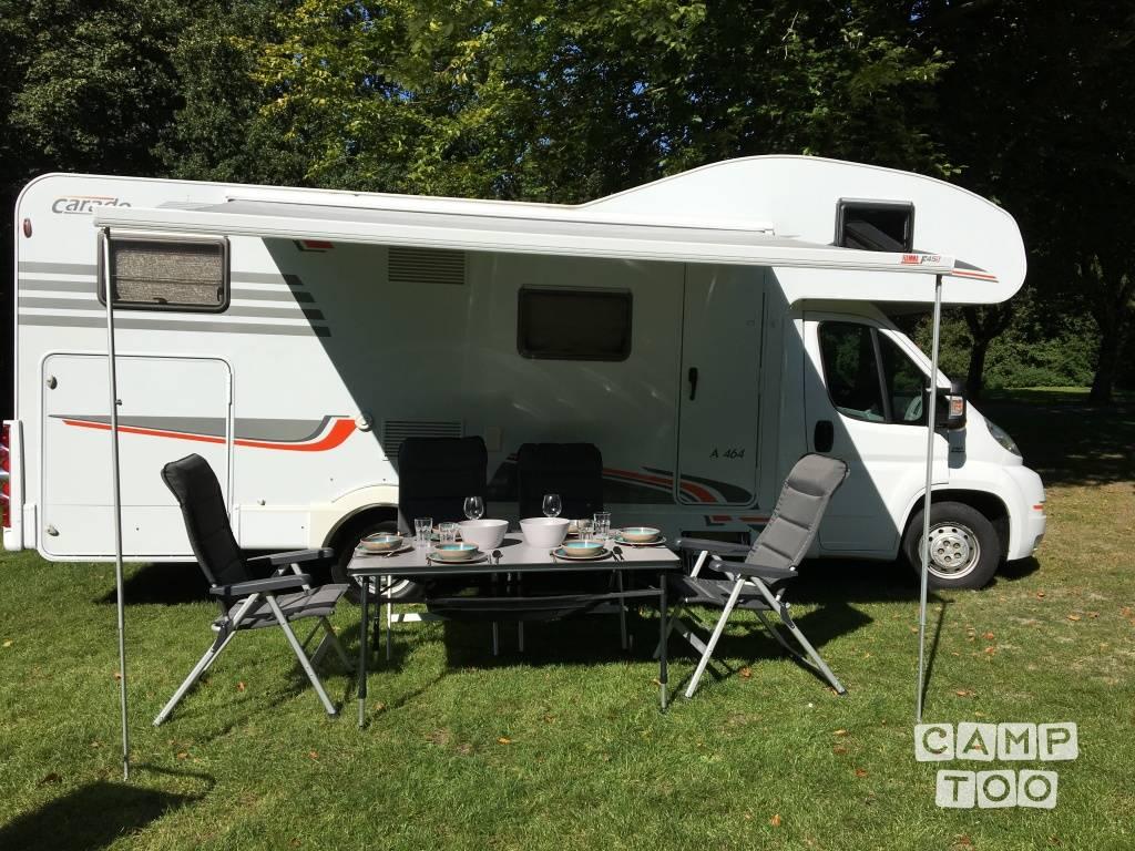 Carado camper from 2011: photo 1/22
