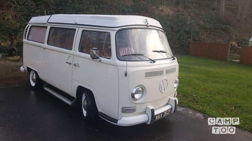 Volkswagen camper from 1968: photo 1/5