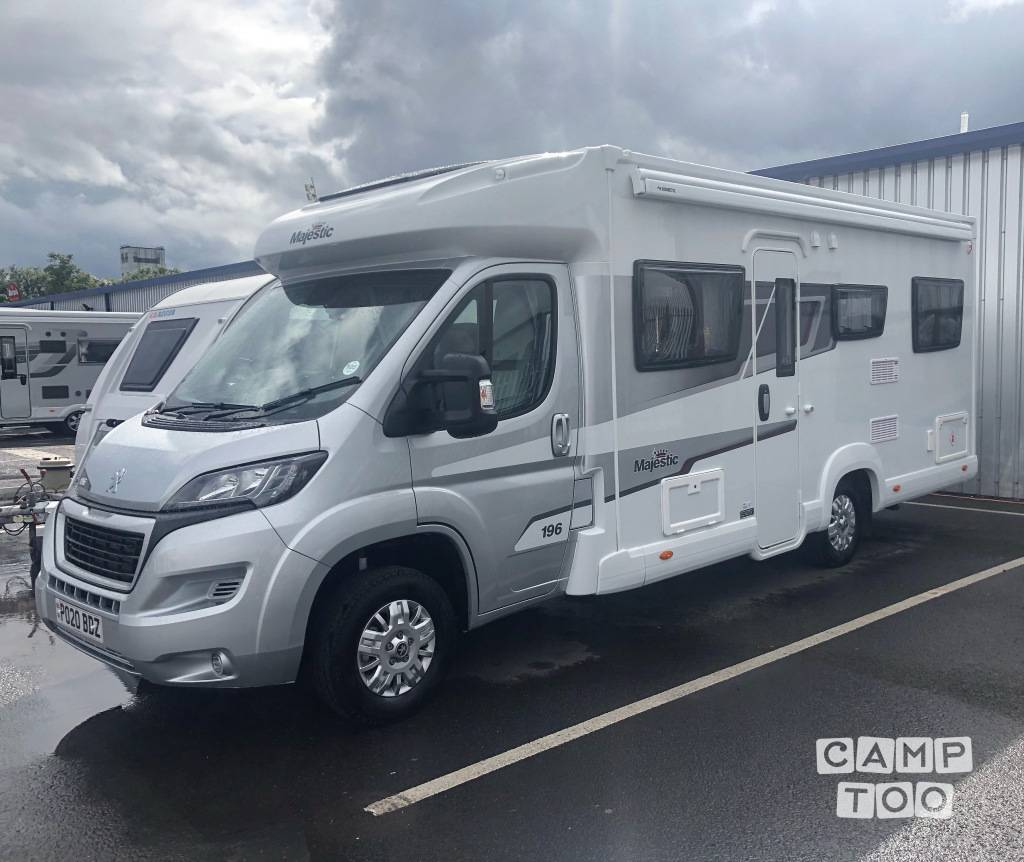 ELDDIS camper from 2020: photo 1/9