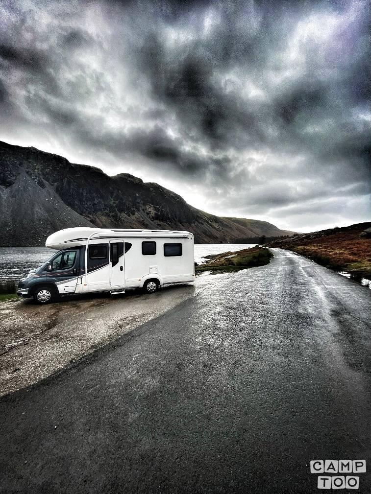 Auto Trail Motorhomes camper uit 2018: foto 1/16