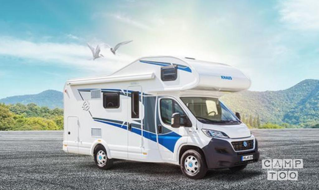 Fiat camper uit 2019: foto 1/4