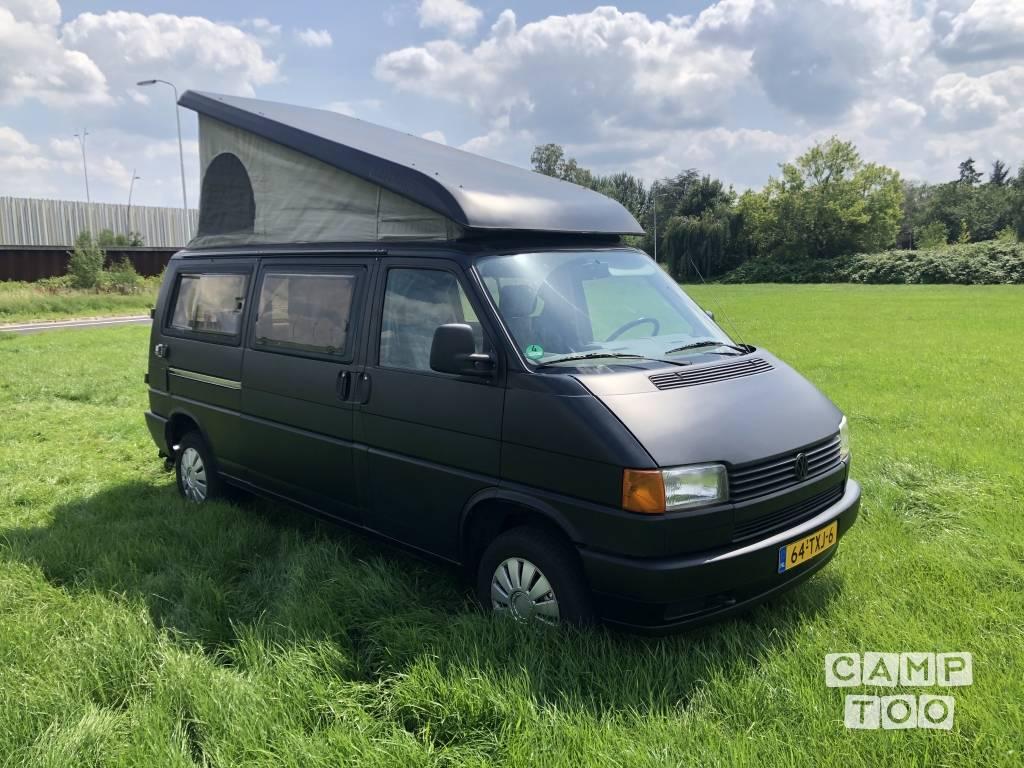 Volkswagen camper from 1993: photo 1/31