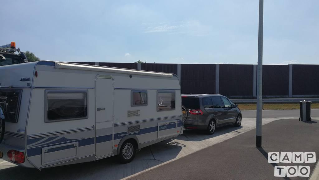 Fendt caravan from 2003: photo 1/19