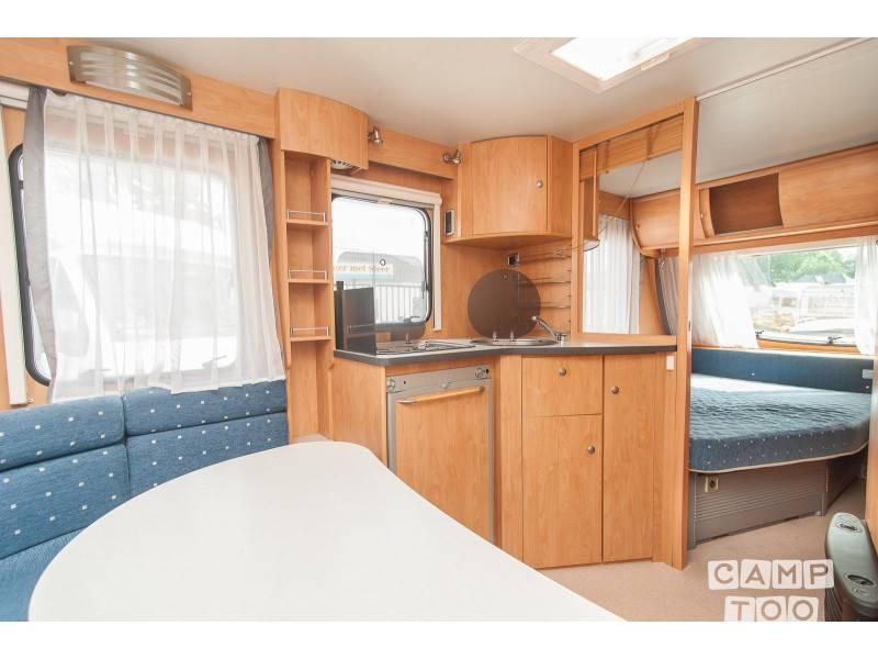 Caravelair caravan uit 2005: foto 1/17