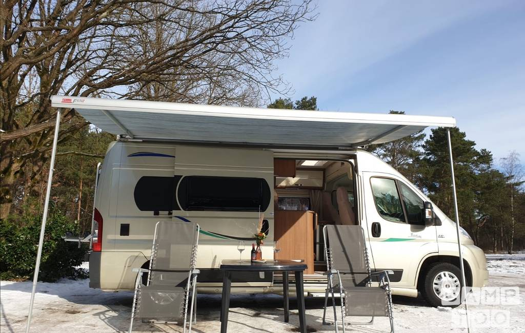 Chausson camper from 2013: photo 1/40