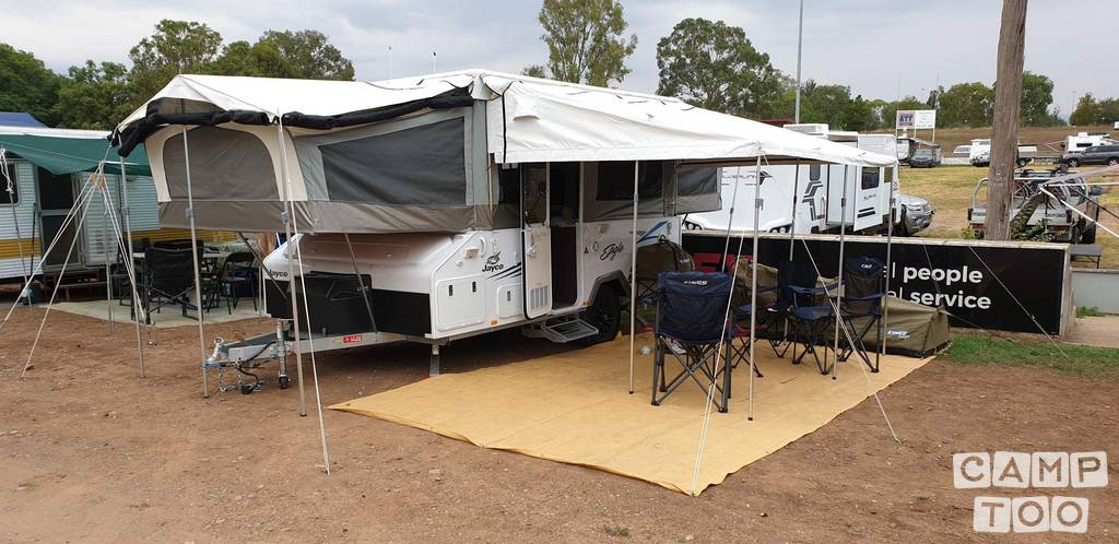 Jayco caravan from 2019: photo 1/3