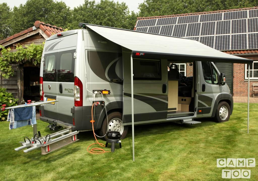 Fiat camper uit 2013: foto 1/13