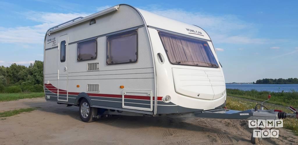 Home Car caravan from 2004: photo 1/17