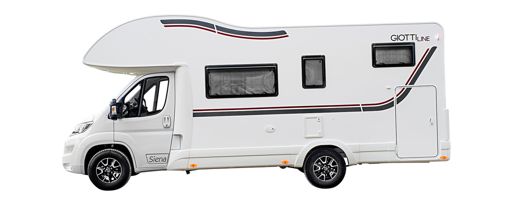 Giottiline camper from 2020: photo 1/16