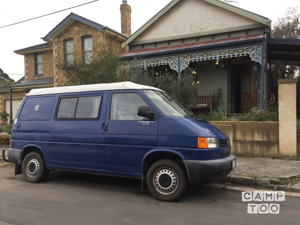 Volkswagen camper uit 1997: foto 1/6