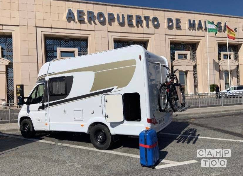 Carado camper from 2019: photo 1/11