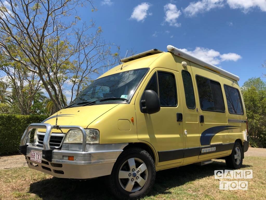 Fiat camper uit 2004: foto 1/17