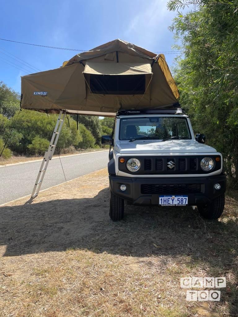 Aussie Camper camper uit 2020: foto 1/9