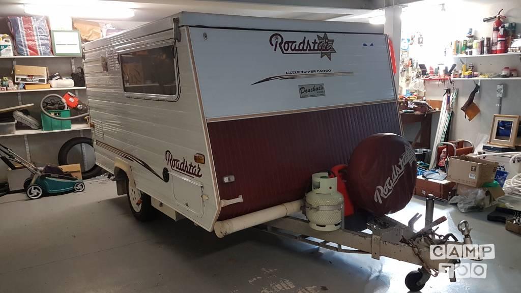 Roadstar caravan from 2001: photo 1/5
