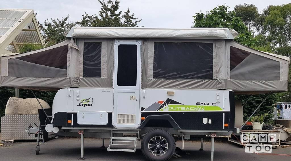 Jayco caravan uit 2013: foto 1/13
