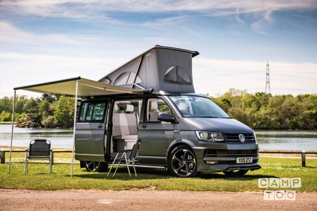Volkswagen camper uit 2019: foto 1/39