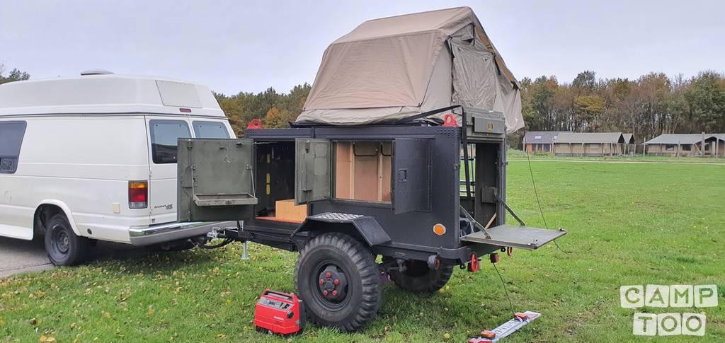 Custom Built caravan from 1979: photo 1/7