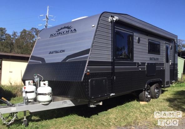 KOKODA caravan from 2017: photo 1/14