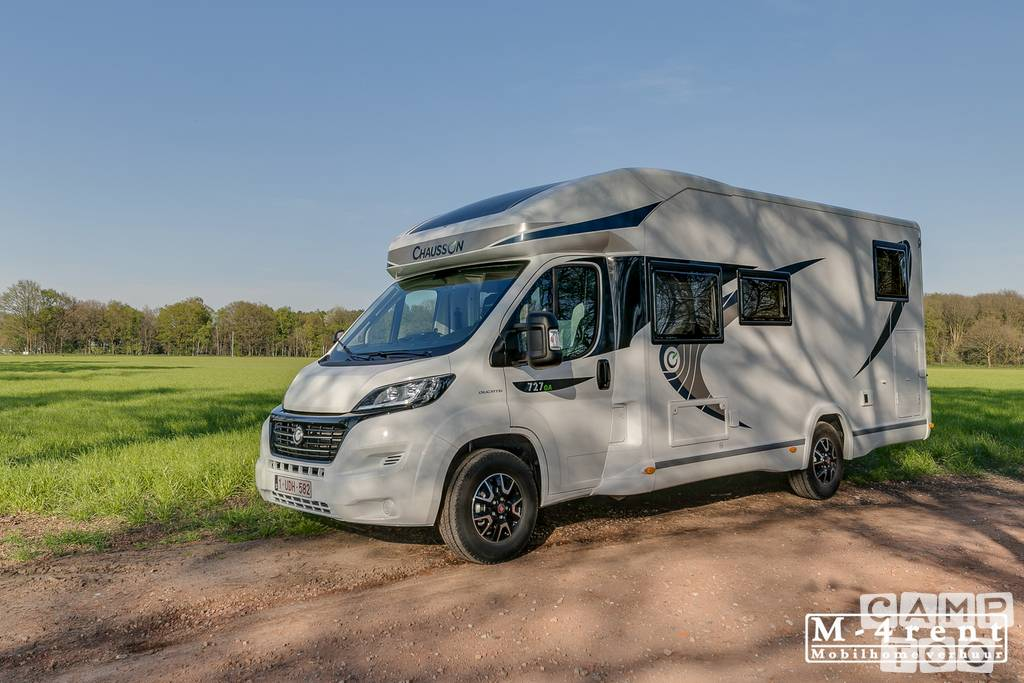 Chausson camper from 2018: photo 1/21