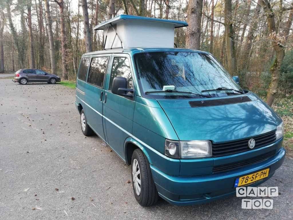 Volkswagen camper uit 1993: foto 1/6