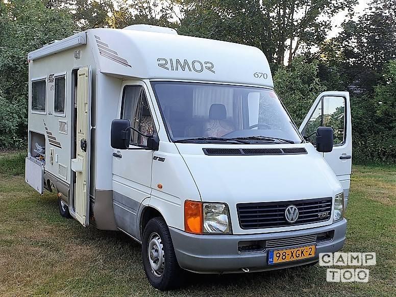 Volkswagen camper from 1998: photo 1/13