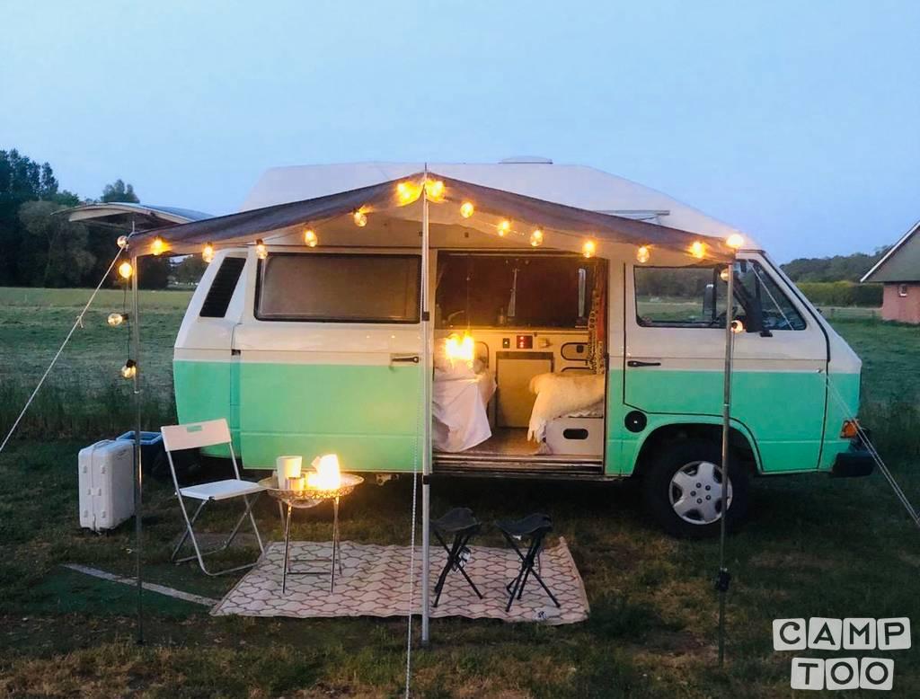 Volkswagen camper from 1990: photo 1/7
