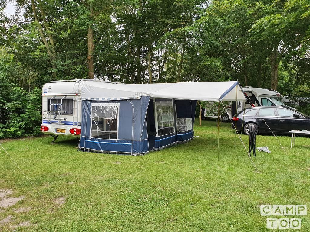 Hobby caravan from 2005: kuva 1/11