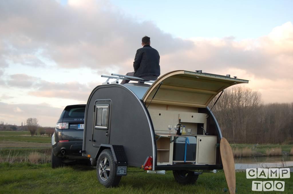 Teardrop caravan from 2020: photo 1/9