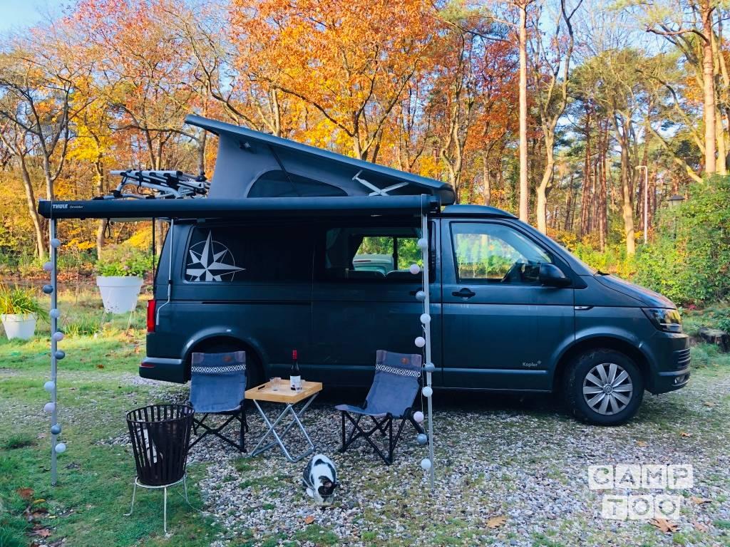 Volkswagen camper from 2017: photo 1/24